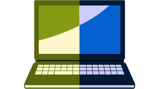 安心してパソコンを共有するためのアカウント設定