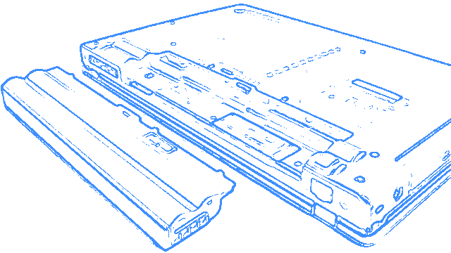 ノートパソコンのバッテリーを消耗させていませんか