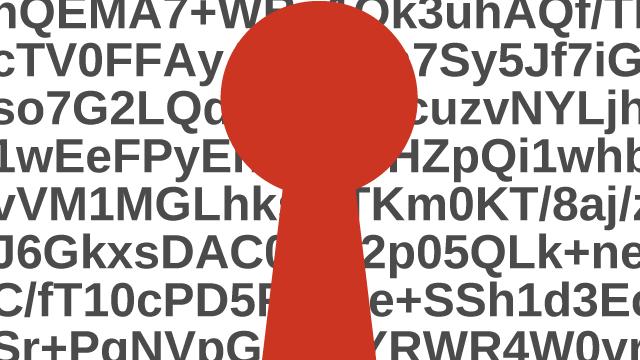 メール、暗号化していますか 2